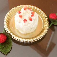 離乳食(ごっくん~もぐもぐ期)ケーキ