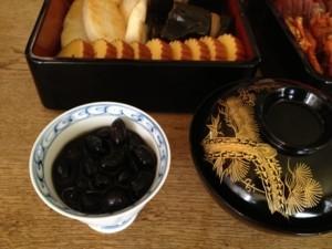 時短!簡単な黒豆煮