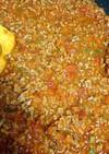 簡単絶品トマト缶で野菜沢山ミートソース