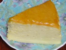 プロセスチーズで☆スフレチーズケーキ☆