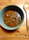 韓国のおいしいお味噌汁❇︎우거지국