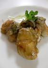 超簡単☆牡蠣のバター醤油炒め