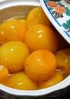 簡単おせち☆金柑の甘露煮☆レンジで5分!