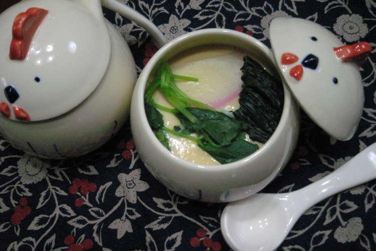固まら ない 茶碗蒸し