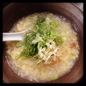 米から作る胃に優しいお出汁のお粥