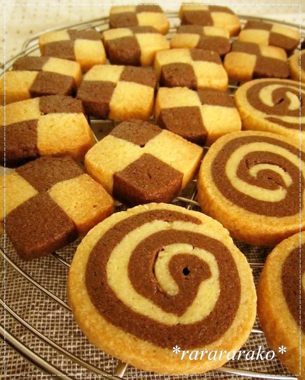 フープロ利用☆アイスボックスクッキー