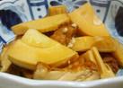 ✿筍と厚揚げの甘煮✿