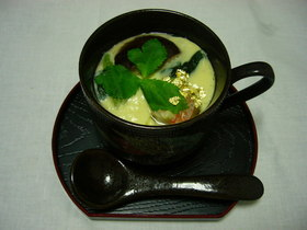 ☆圧力鍋で簡単茶碗蒸☆
