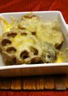 【お煮しめリメイク】お煮しめチーズ焼き