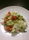 かぶのサラダ
