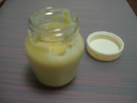 ミルク風味ジャム(豆乳バージョン)