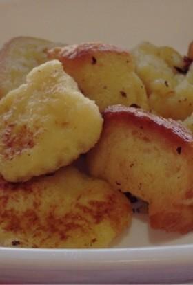 【離乳食後期】粉ミルクでフレンチトースト