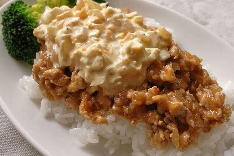 レシピ 鶏 ひき肉