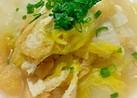 簡単 白菜と油揚げの煮物