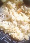 レンコン炊き込みご飯