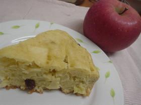 炊飯器DEシナモン風味のアップルケーキ☆
