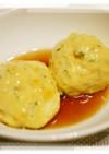 ヘルシー!豆腐と鶏胸肉でレンジ蒸し!