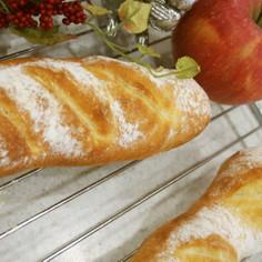 簡単☆フランスパン