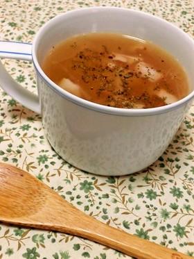 ガーリックスープ♪
