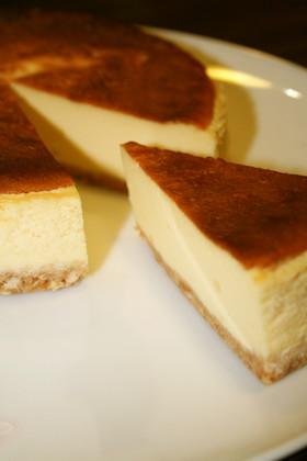 ♡混ぜるだけニューヨークチーズケーキ♡