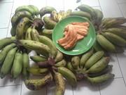 ピサン ゴレン (バナナの天ぷら)の写真