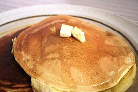 手作り簡単★ホットケーキ