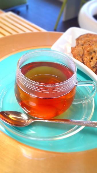 龍角散飴で のどスッキリ 紅茶