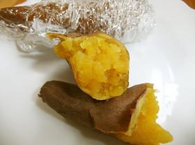 薩摩芋の蒸し方