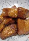 圧力鍋で簡単♪豚の角煮