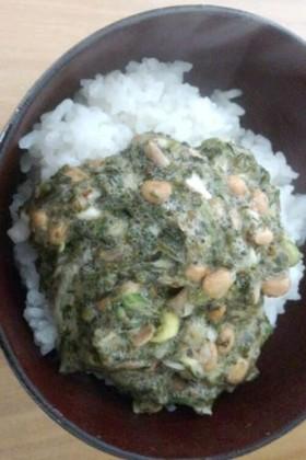 ギバサ納豆
