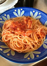 パルマ風スパゲッティ