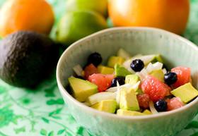 血糖値を下げる究極のサラダ