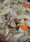豚こま肉と白菜、春雨の香味オイスター旨煮