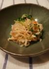 しっかり噛む!切干大根と桜海老の炒め煮