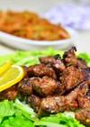 トルコ料理☆牛レバーのソテー