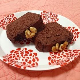 糖質オフチョコレートケーキ