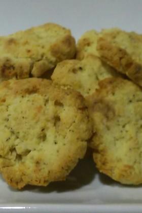 糖質制限★おからペッパークッキー★