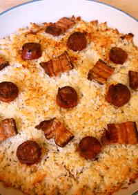 【ポルトガル料理】鴨の炊き込みご飯