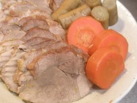 簡単、柔らか煮豚