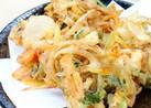 母のサクサクなお野菜と海老のかき揚げ♡