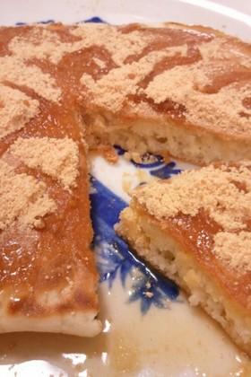 ホシノ天然酵母のパンケーキ
