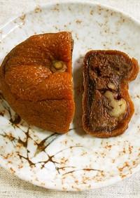 柚べしに柚子の砂糖漬けを入れよう