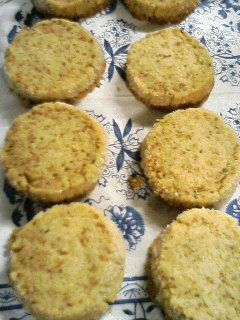 ココナツクッキー