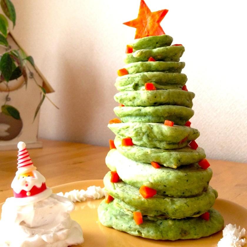 離乳食*1歳の楽しいクリスマスケーキ