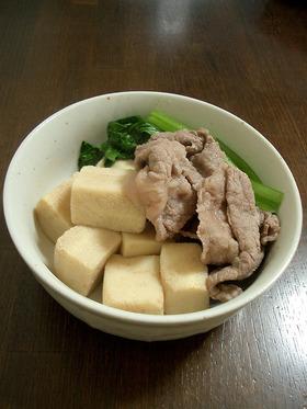 変わり高野豆腐