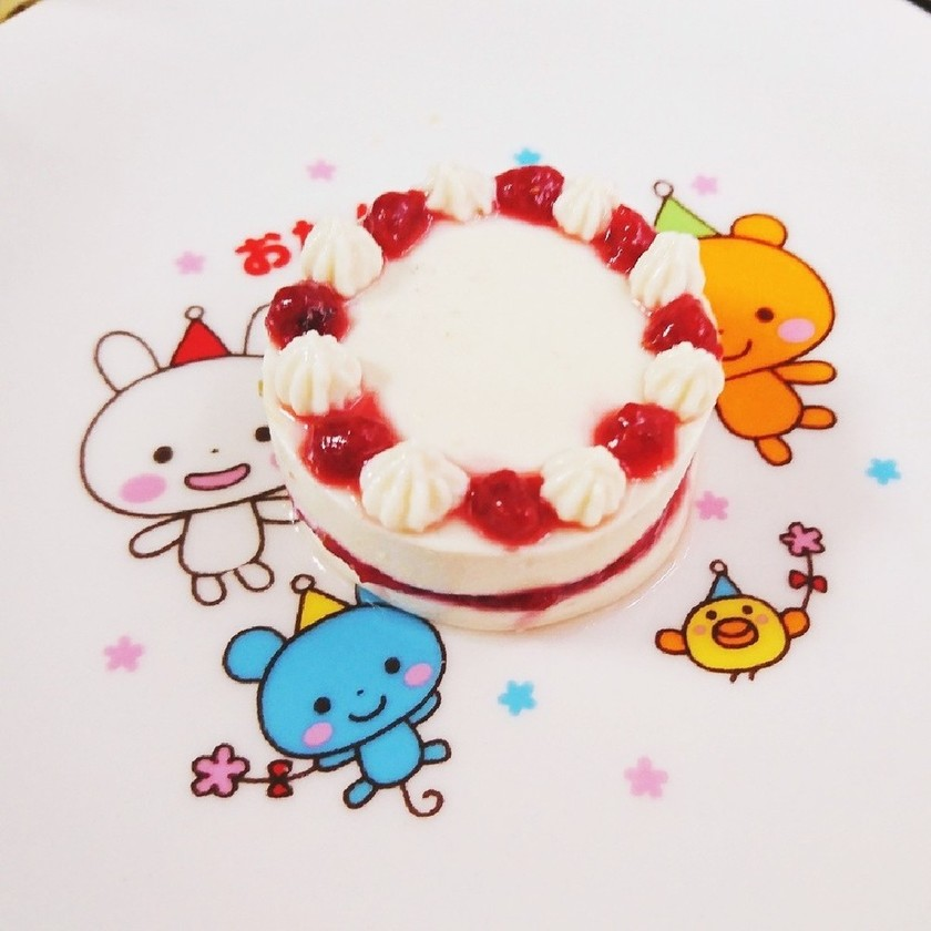 離乳食・アレルギー対応♪豆腐deケーキ風
