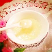 離乳食・アレルギーに♪豆乳ホワイトソースの写真