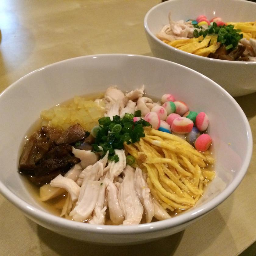 【奄美のおもてなし料理】鶏飯