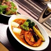【糖質制限】コク旨簡単☆幸せスープカレーの写真
