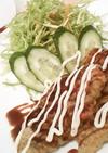 ♬豚肉のお好み揚げ♬